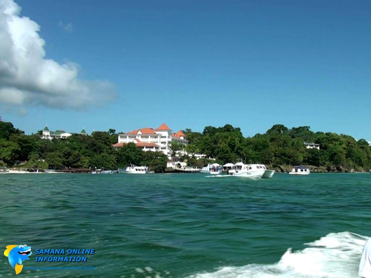 Bacardi Insel Dom Rep Karte.Fotogalerie Cayo Levantado Bacardi Insel Samana Dominikanische