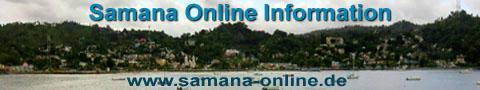 Informationen über die Halbinsel Samana